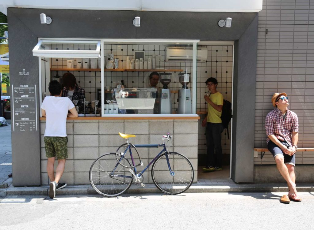 About Life Coffee Brewers in Tokyo Japan
