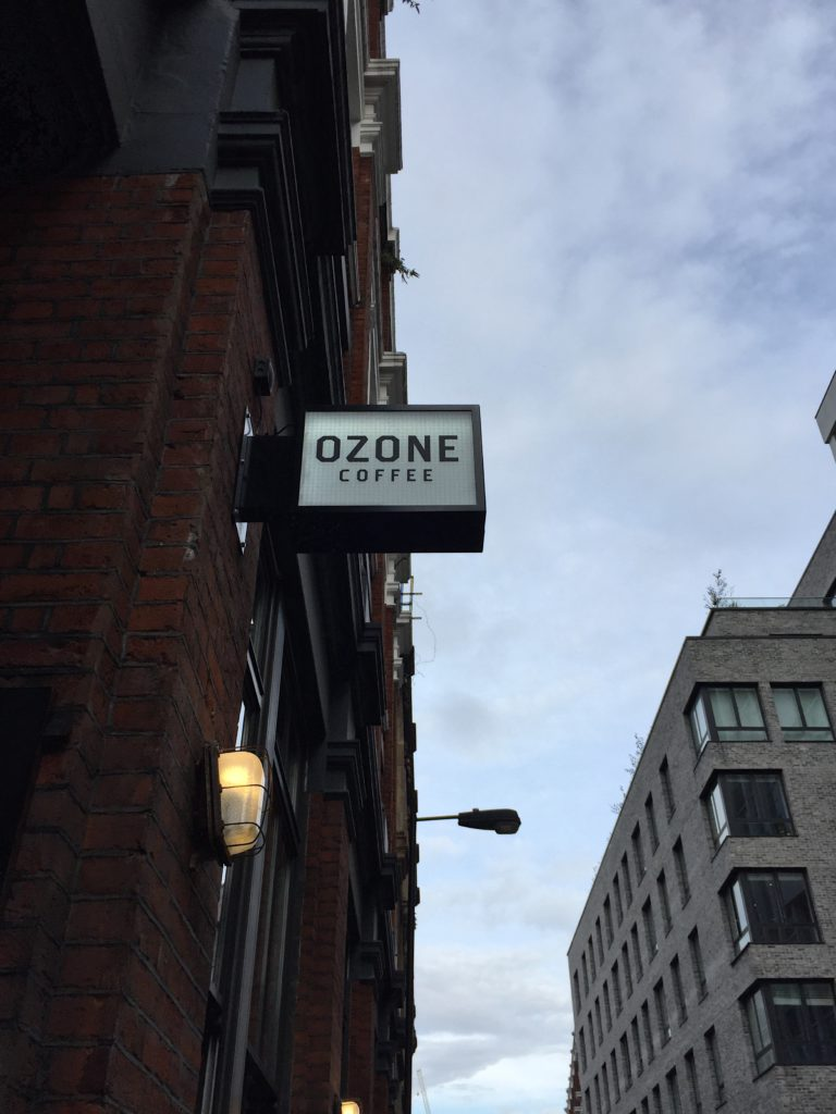 Ozone Coffee in London