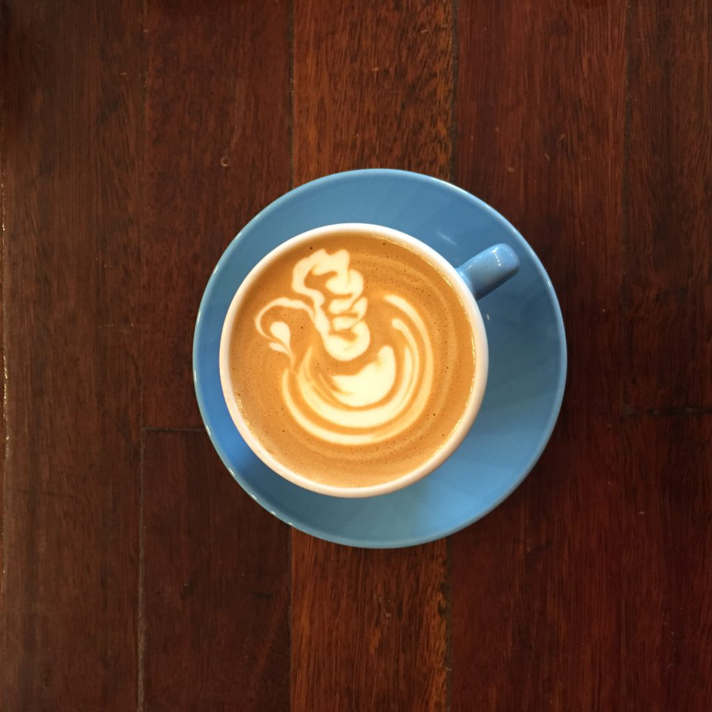 Latte Art by Prufrock