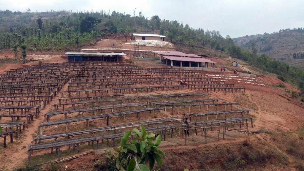 Rwanda BUF Cafe